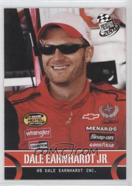 2008 Press Pass - Target Inserts #DE-B - Dale Earnhardt Jr.