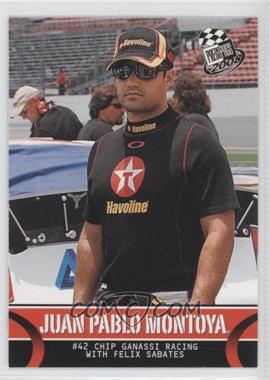 2008 Press Pass - Target Inserts #JM-B - Juan Pablo Montoya