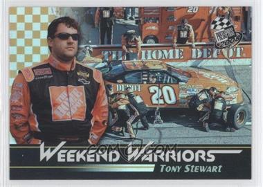 2008 Press Pass - Weekend Warriors #WW 2 - Tony Stewart