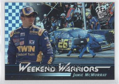2008 Press Pass - Weekend Warriors #WW 3 - Jamie McMurray