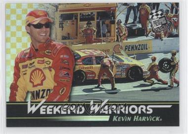 2008 Press Pass - Weekend Warriors #WW 4 - Kevin Harvick