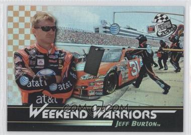 2008 Press Pass - Weekend Warriors #WW 6 - Jeff Burton