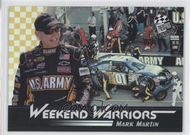 2008 Press Pass - Weekend Warriors #WW 9 - Mark Martin