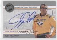 Joey Clanton /750