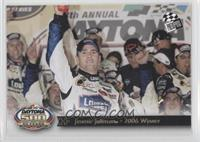Jimmie Johnson - 2006 Winner