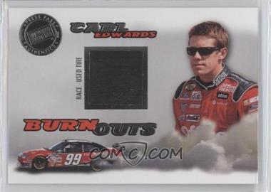 2008 Press Pass Eclipse Burnouts Race-Used Tire #2 - Carl Edwards