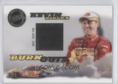 2008 Press Pass Eclipse Burnouts Race-Used Tire #3 - Kevin Harvick