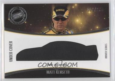 2008 Press Pass Eclipse Under Cover Team Series Silver #UCT 9 - Matt Kenseth /250