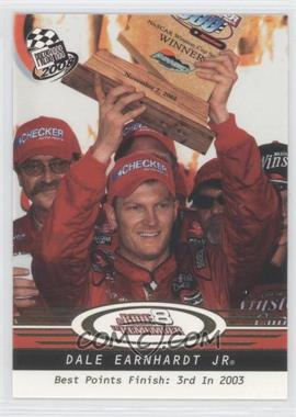 2008 Press Pass Gold #99 - Dale Earnhardt Jr.