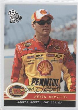 2008 Press Pass Holo #P10 - Kevin Harvick /100