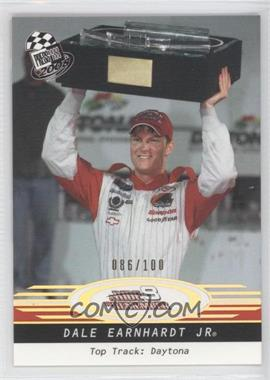 2008 Press Pass Holo #P103 - Dale Earnhardt Jr. /100