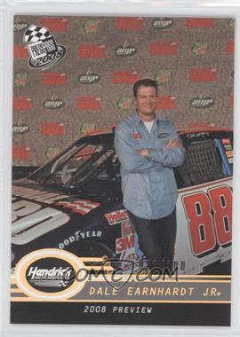 2008 Press Pass Holo #P105 - Dale Earnhardt Jr. /300