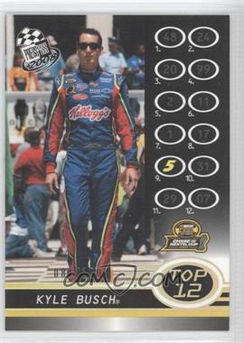 2008 Press Pass Holo #P115 - Kyle Busch /100