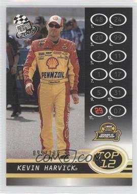 2008 Press Pass Holo #P117 - Kevin Harvick /100