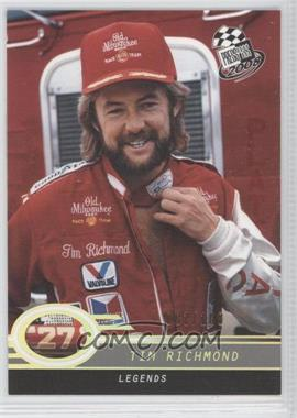 2008 Press Pass Holo #P60 - Tim Richmond /100