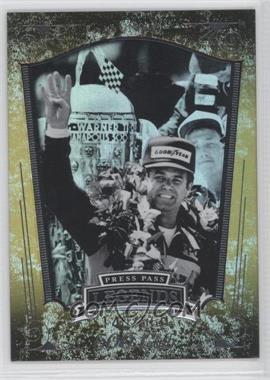 2008 Press Pass Legends - 500 Club - Silver #5C-4 - Al Unser /560