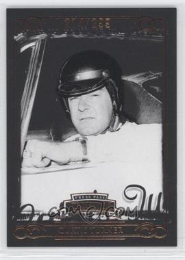 2008 Press Pass Legends - [Base] - Bronze #36 - Curtis Turner /299