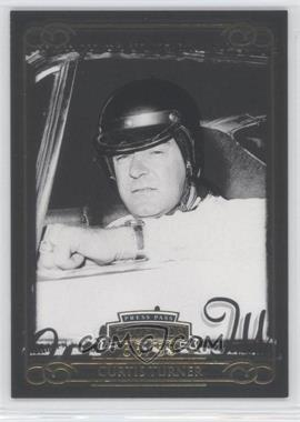 2008 Press Pass Legends - [Base] - Gold #36 - Curtis Turner /99