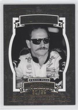 2008 Press Pass Legends - [Base] - Gold #58 - Dale Earnhardt /99