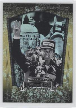 2008 Press Pass Legends 500 Club Silver #5C-4 - Al Unser /560