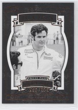 2008 Press Pass Legends Bronze #6 - Al Unser /299