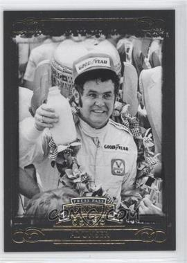 2008 Press Pass Legends Gold #38 - Al Unser /99