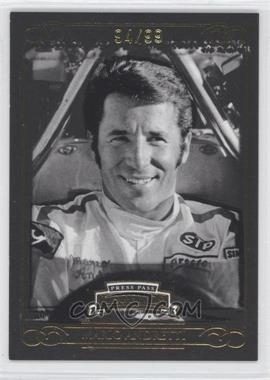 2008 Press Pass Legends Gold #4 - Mario Andretti /99