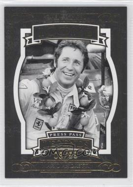 2008 Press Pass Legends Gold #57 - Mario Andretti /99