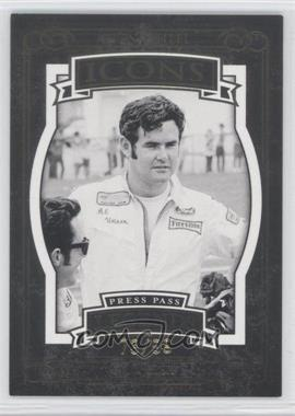 2008 Press Pass Legends Gold #63 - Al Unser /99