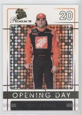 2008 Press Pass Premium [???] #85 - Tony Stewart