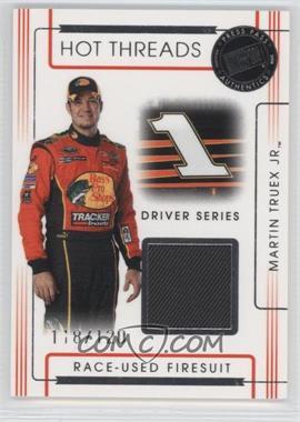 2008 Press Pass Premium [???] #HTD-2 - Martin Truex Jr. /120