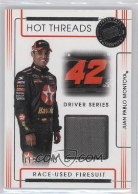 2008 Press Pass Premium Hot Threads Drivers #HTD-6 - Juan Pablo Montoya /120