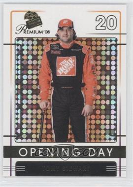 2008 Press Pass Premium #85 - Tony Stewart