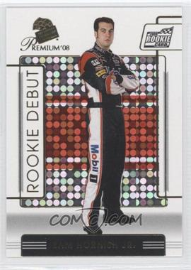 2008 Press Pass Premium #89 - Sam Hornish Jr.