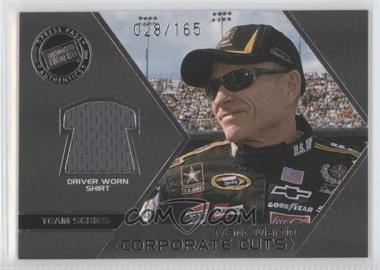 2008 Press Pass Speedway [???] #CT-MM - Mark Martin /165