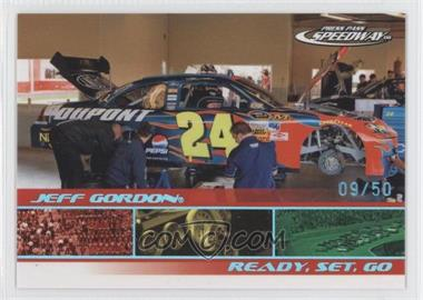 2008 Press Pass Speedway Holofoil #78 - Jeff Gordon /50
