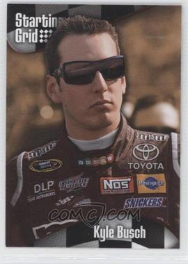 2008 Press Pass Starting Grid #SG 1 - Kyle Busch