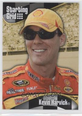 2008 Press Pass Starting Grid #SG 7 - Kevin Harvick