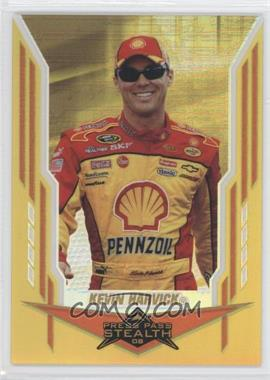 2008 Press Pass Stealth Chrome Exclusives #13 - Kevin Harvick /25
