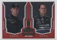 Travis Kvapil, David Gilliland