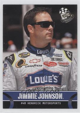 2008 Press Pass Target Inserts #JJ-B - Jimmie Johnson