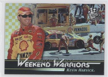 2008 Press Pass Weekend Warriors #4 - Kevin Harvick
