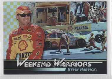 2008 Press Pass Weekend Warriors #4 - Kevin Harvick