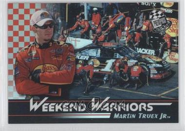 2008 Press Pass Weekend Warriors #7 - Martin Truex Jr.