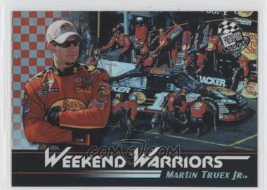 2008 Press Pass Weekend Warriors #WW 7 - Martin Truex Jr.