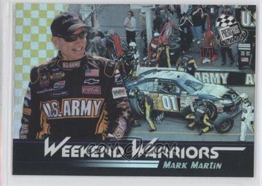 2008 Press Pass Weekend Warriors #WW 9 - Mark Martin