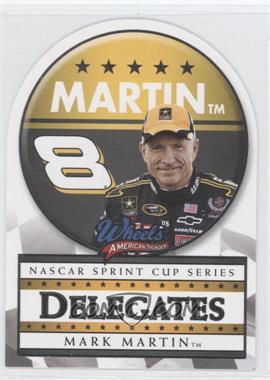 2008 Wheels American Thunder Delegates #D 9 - Mark Martin