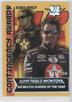 Juan Pablo Montoya /100