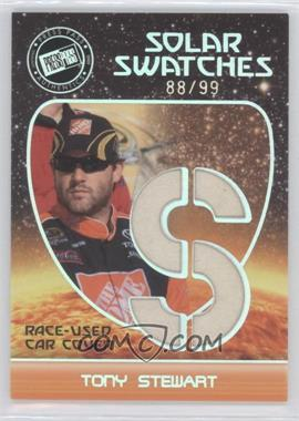 2009 Press Pass Eclipse - Solar Swatches #SSTS 1 - Tony Stewart (S) /99