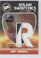 Jeff Gordon /299